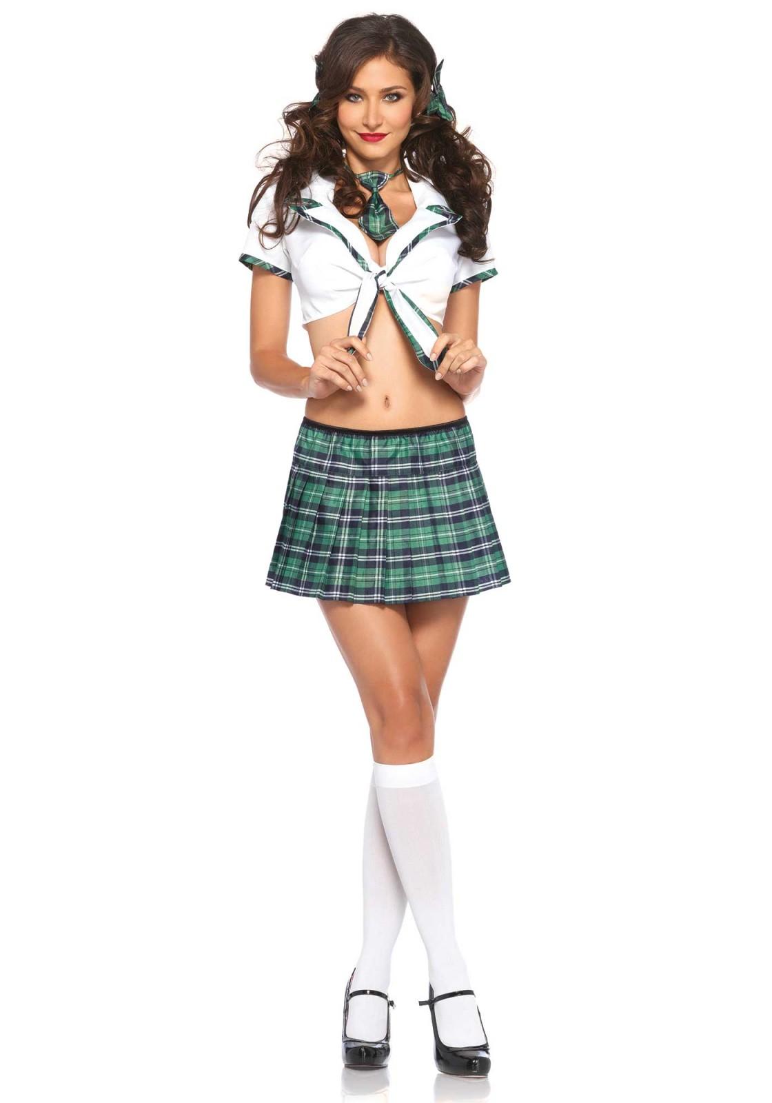 Costume uniforme écolière