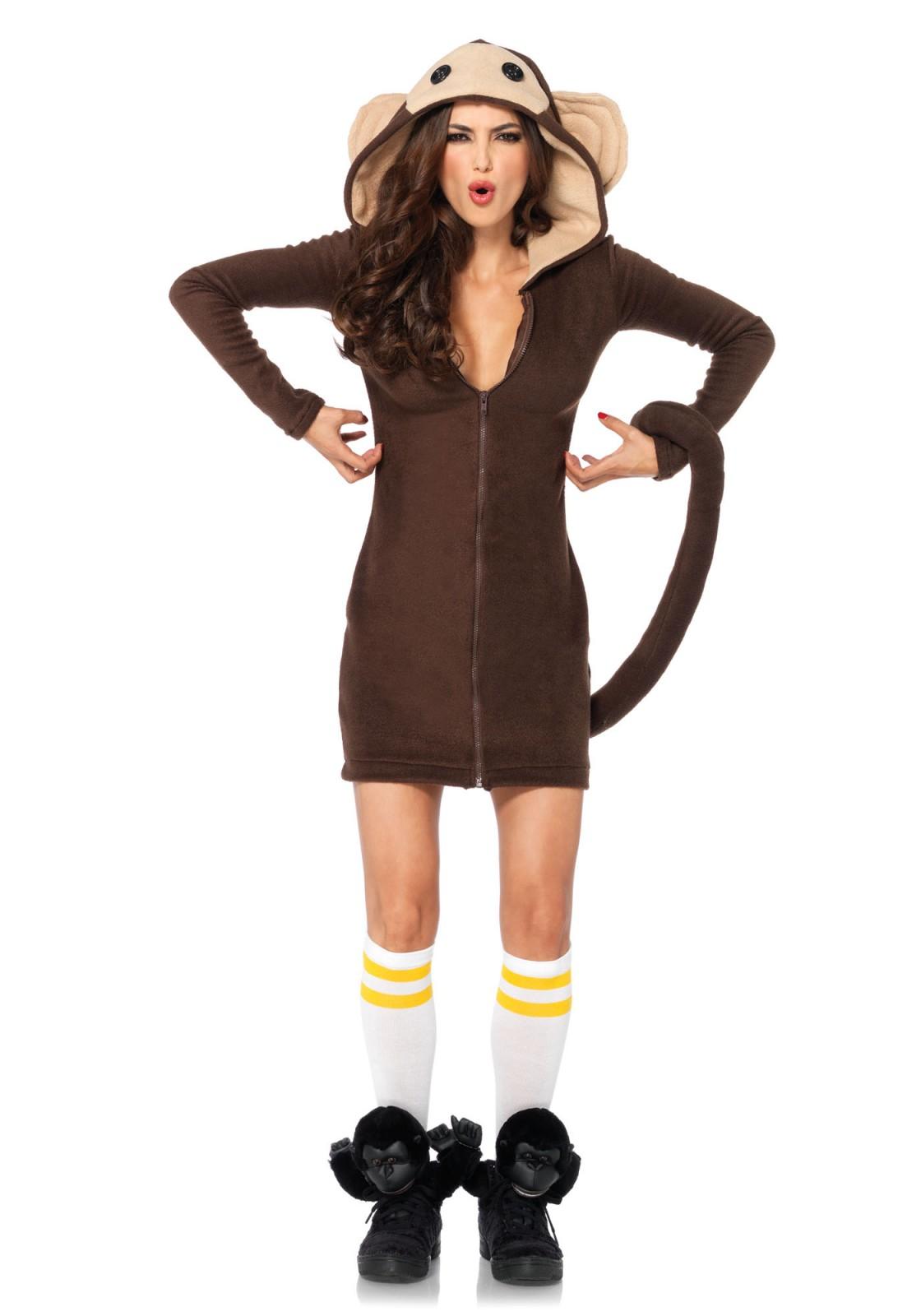 Costume de singe
