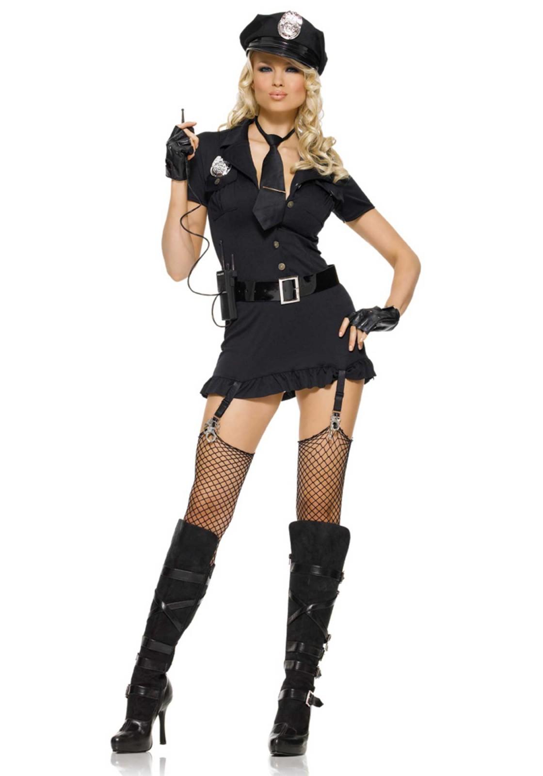 Costume de police