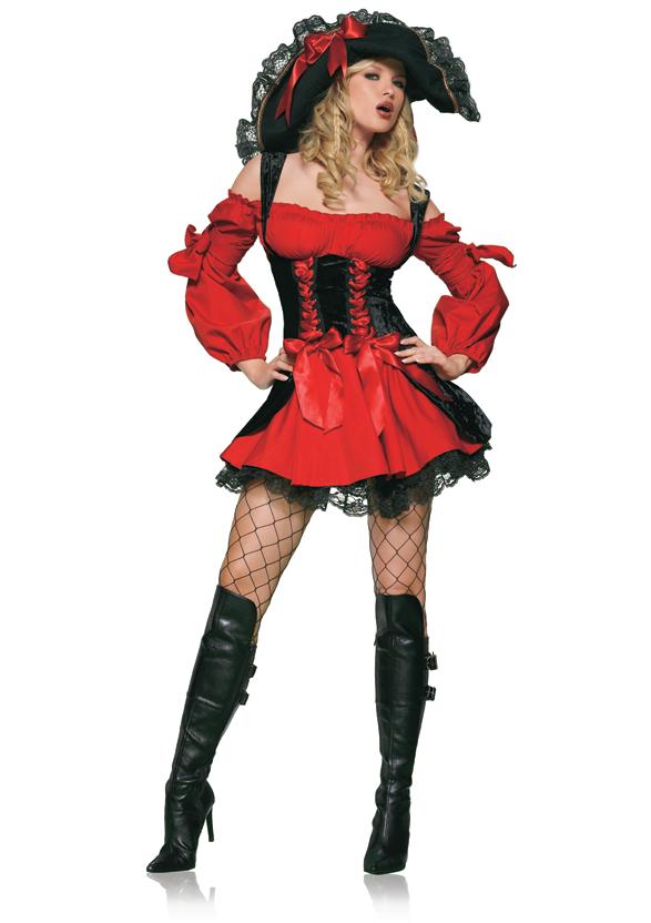 Costume Vixen la Pirate