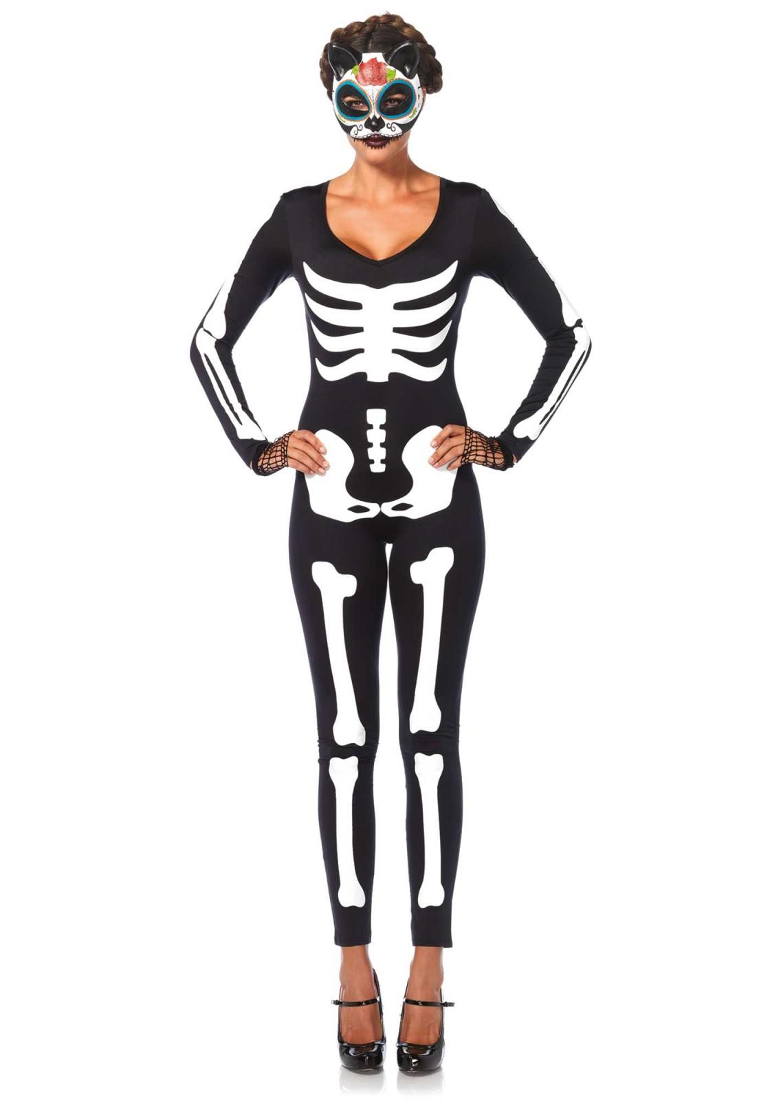 Costume de squelette